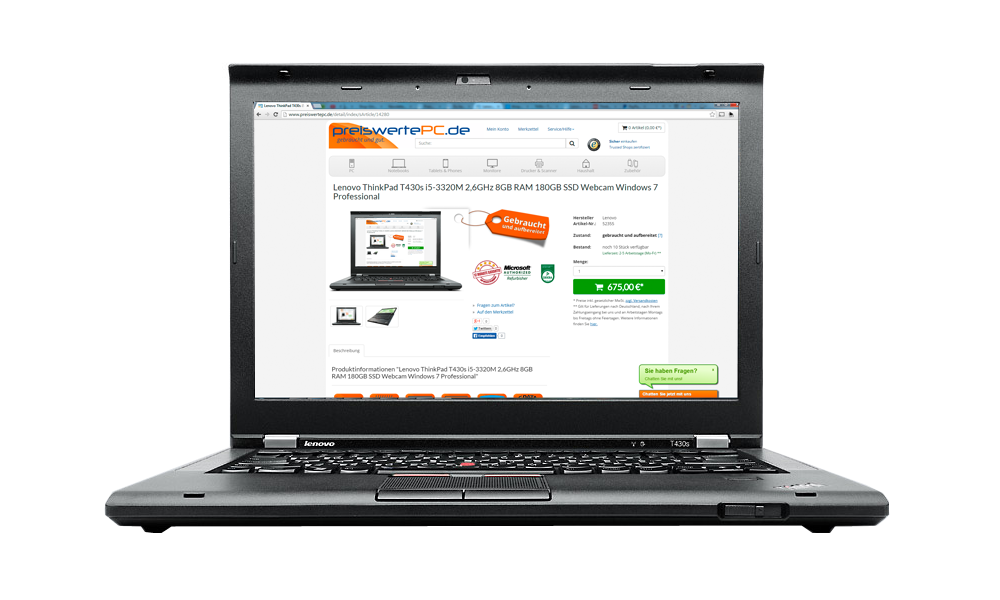 ThinkPad T430s