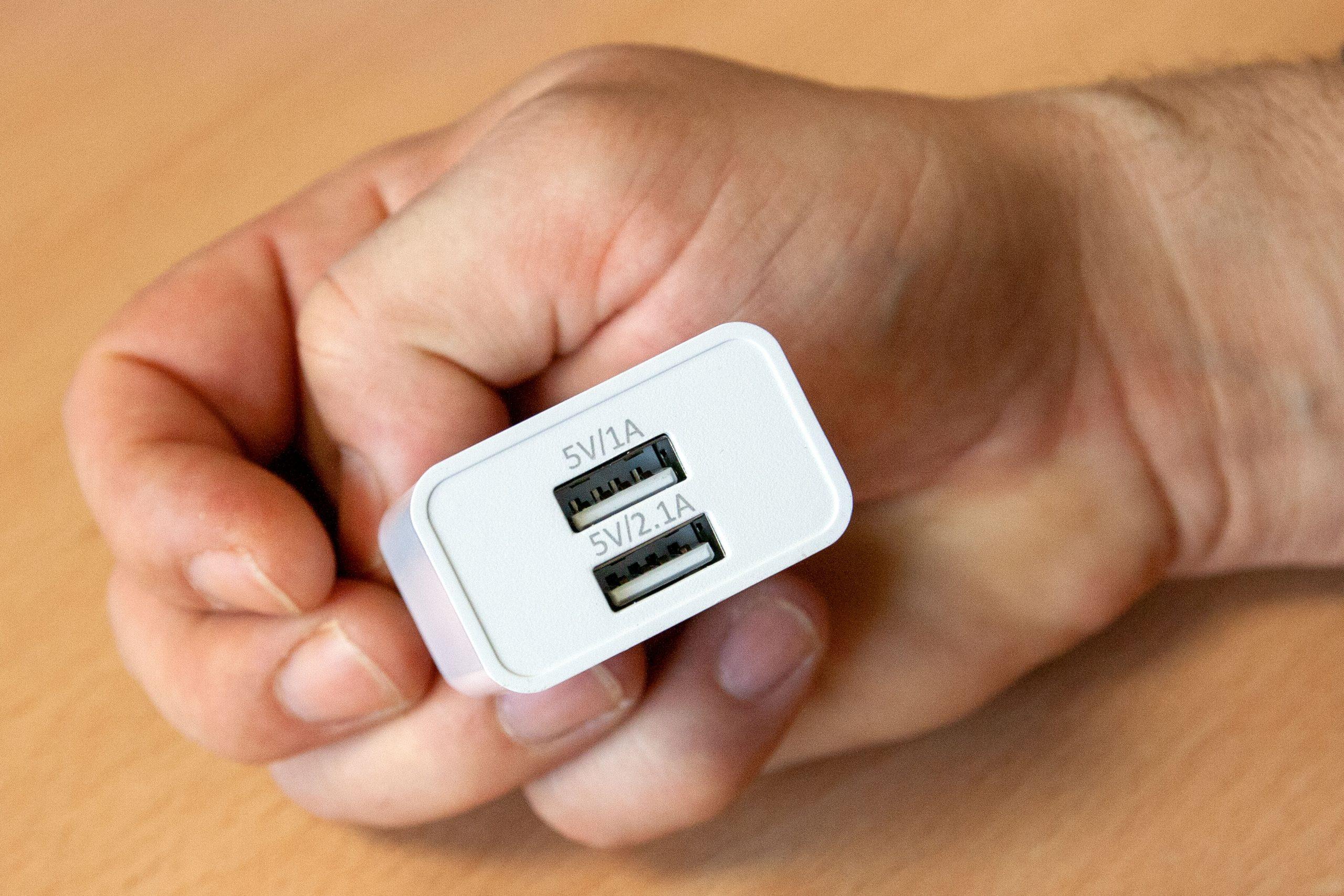 Netzteil mit 2x USB
